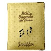 Bíblia com Hinário de Música   Pequeno   para enviar